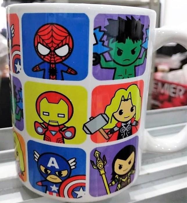 Marvel Mugs