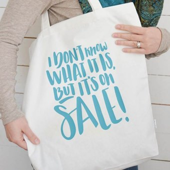 Printcious Inspiration - Bags > Non Woven Bag (Rectangle)